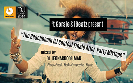 Beachboom DJ Contest After Party